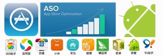 苹果安卓ASO优化推广